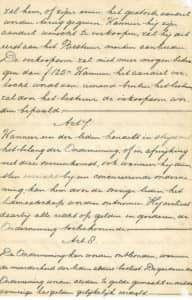 Reglement van de Hoofddorpse Begrafenis Onderneming - pag. 4