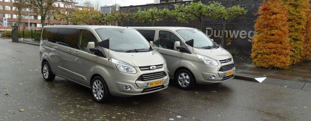 Transit Custom Limited overbrengauto's