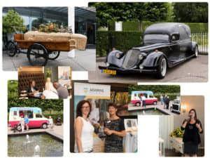 Een indruk van de Inspiratiedag van Dunweg Uitvaartzorg in Hoofddorp