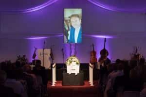 Uitvaart Jan Leliveld - Mijn laatste podium