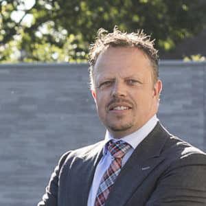 Alexander van der Pijl, directeur Dunweg Uitvaartzorg