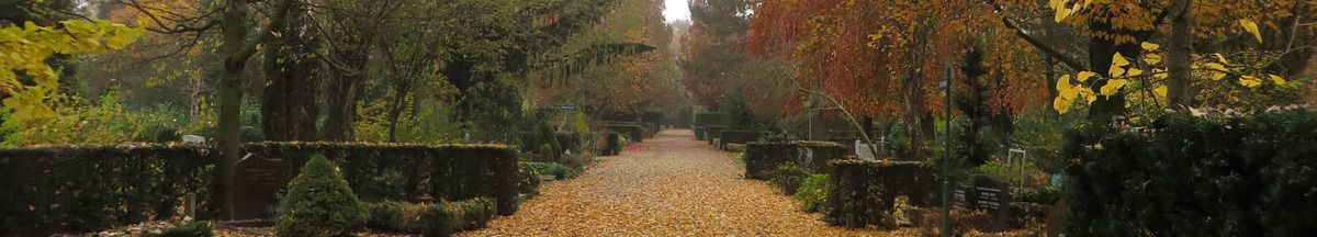 Begraafplaats, crematorium, gedenkpark Nieuwe Noorder, Amsterdam