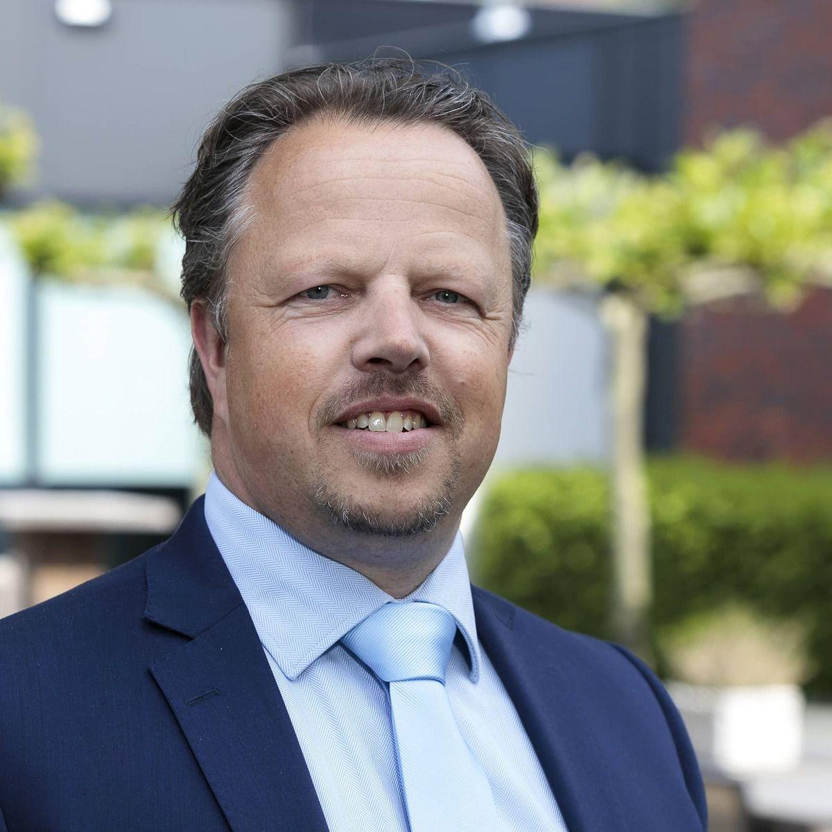 Alexander van der Pijl, directeur Dunweg