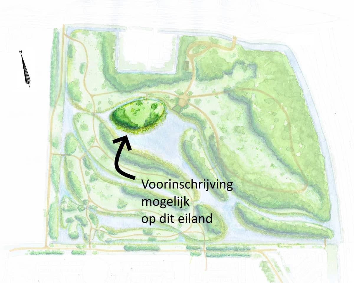 Voorinschrijving Natuurbegraafplaats Geestmerloo