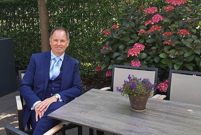 Uitvaartverzorger Marc Seijsener introduceert digitale rouwkaart binnen Dunweg