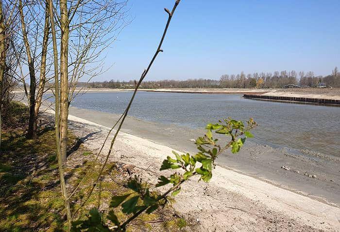 Aanleg Natuurbegraafplaats Geestmerloo in Noord-Holland