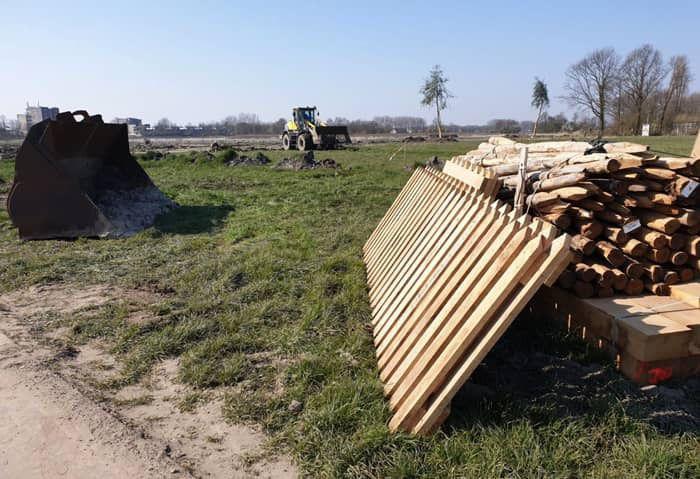 Hekken in het land - Natuurbegraafplaats Geestmerloo