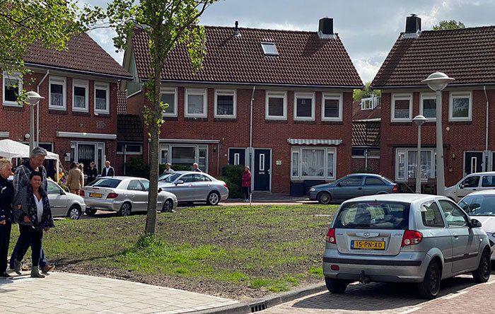 Het kommetje van Het Blauwe Zand - Amsterdam Noord