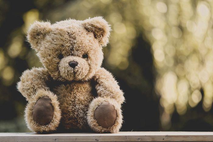 Een teddybeer voor Heaven