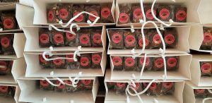 Hemelse brownies van de Browniehemel