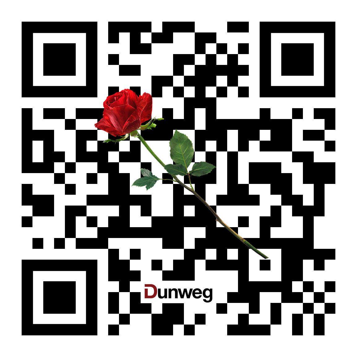 QR-code Dunweg Uitvaartzorg