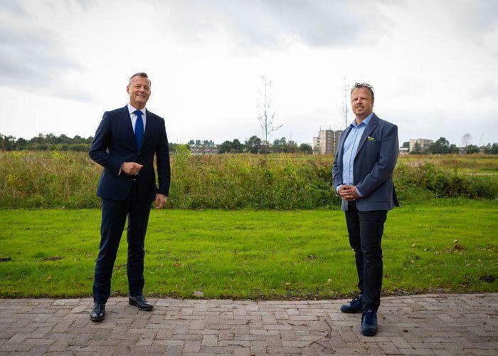 Arthur van Dijk en Alexander van der Pijl