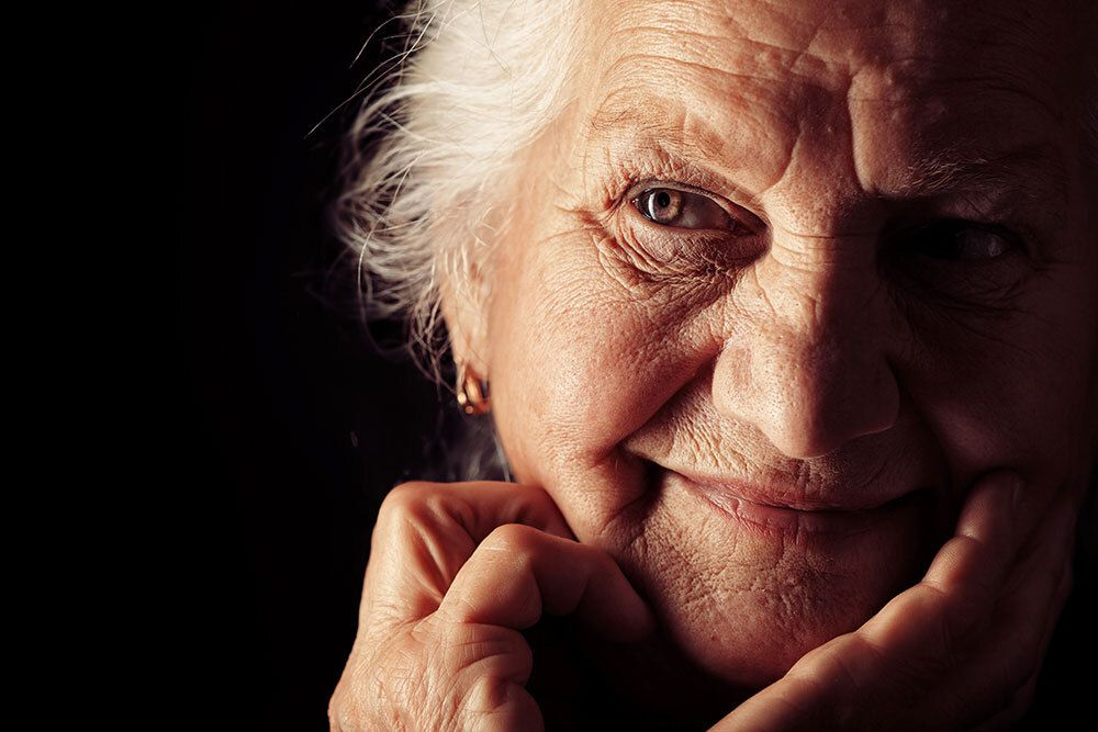 Oude dame - Circle of life