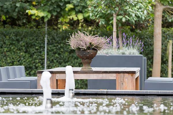Tuin Dunweg Uitvaartzorg in Hoofddorp