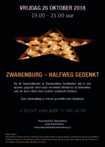 Zwanenburg-Halfweg Gedenkt 2018